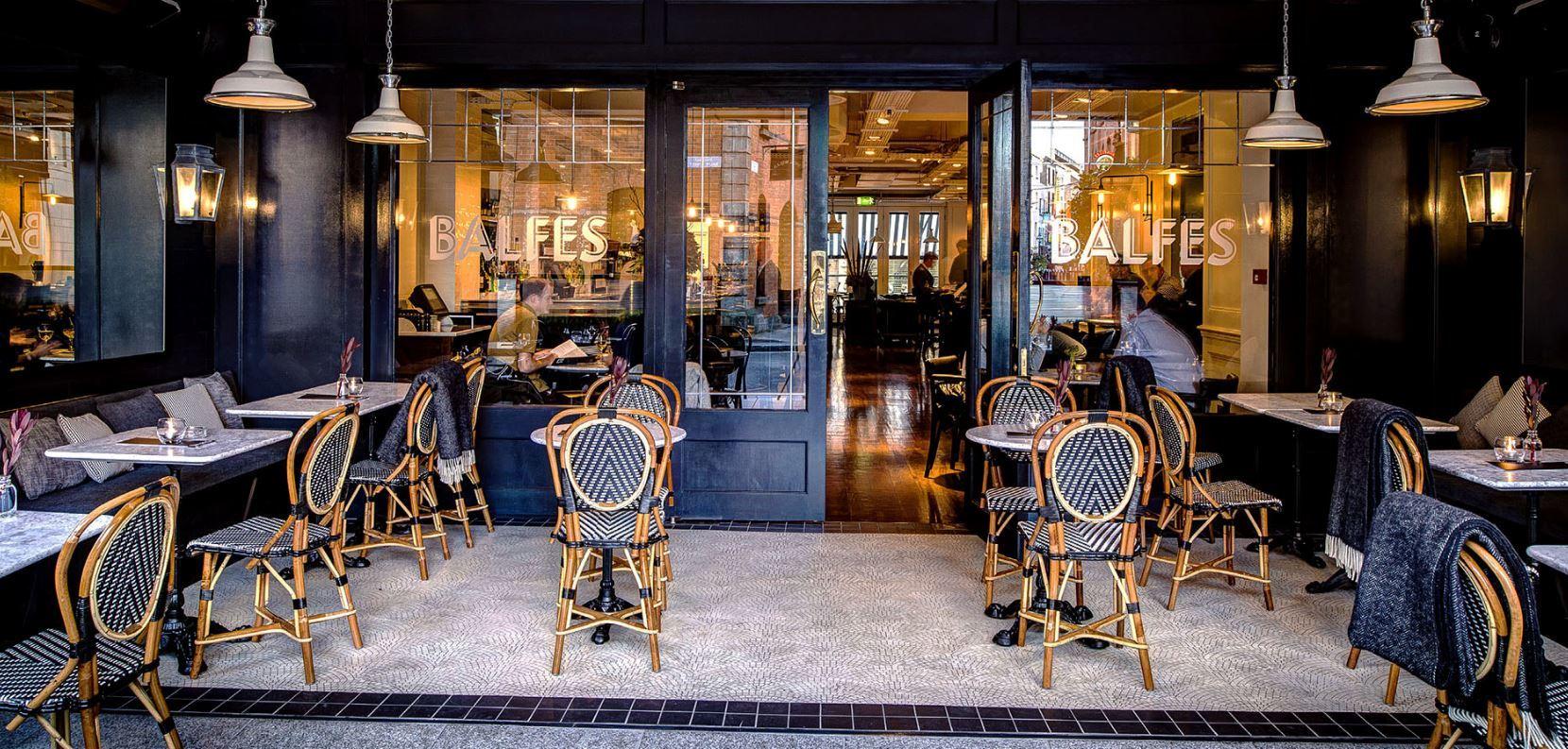 Balfes Brasserie