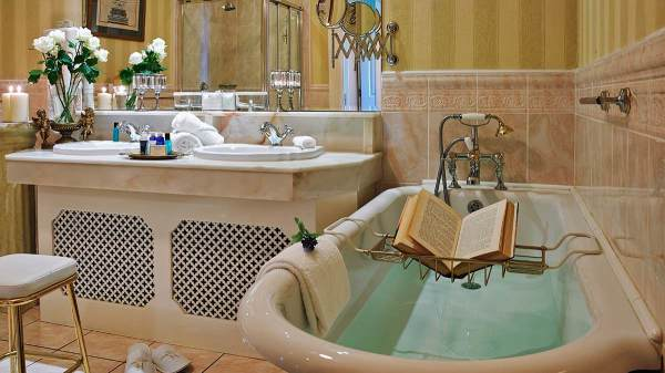Claw Footed Tubs and Separate Showers