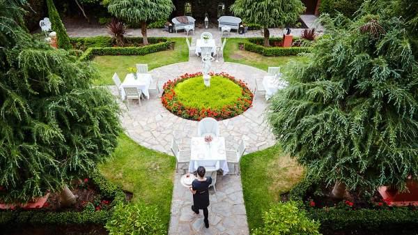 The Back Garden Terrace