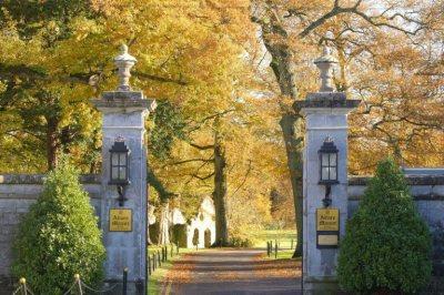 A Grand Entry to Adare Manor