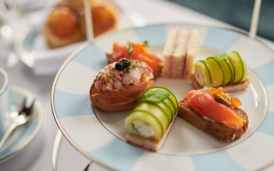 Afternoon Tea (Your Virtuoso Amenity)