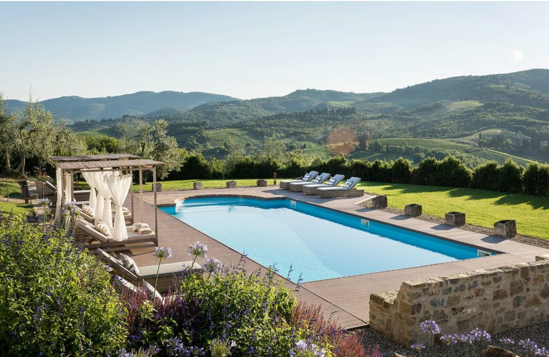 A REFRESHING RETREAT FROM THE TUSCAN  SUN