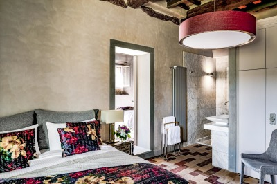 GIARDINO SUITE IN THE TOWER