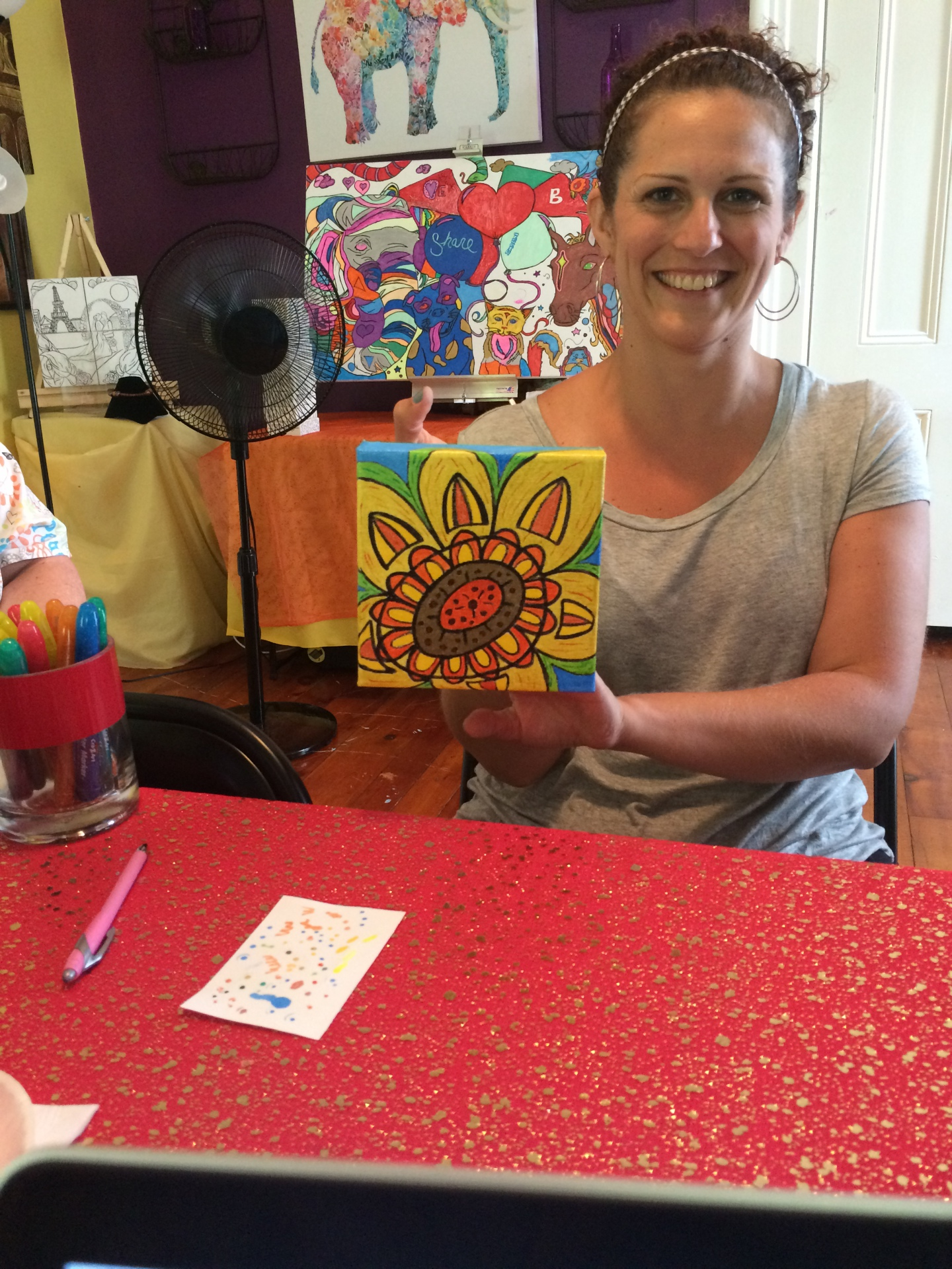 Kids, Family & Friends Art Day  Saturday Mornings, 11am-1pm