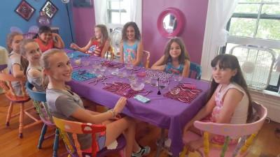 C.U.C. Jewelry Making Parties