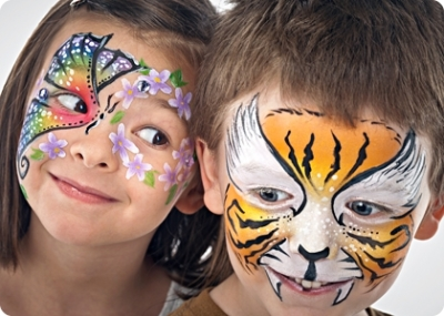 Face Painting Add-On