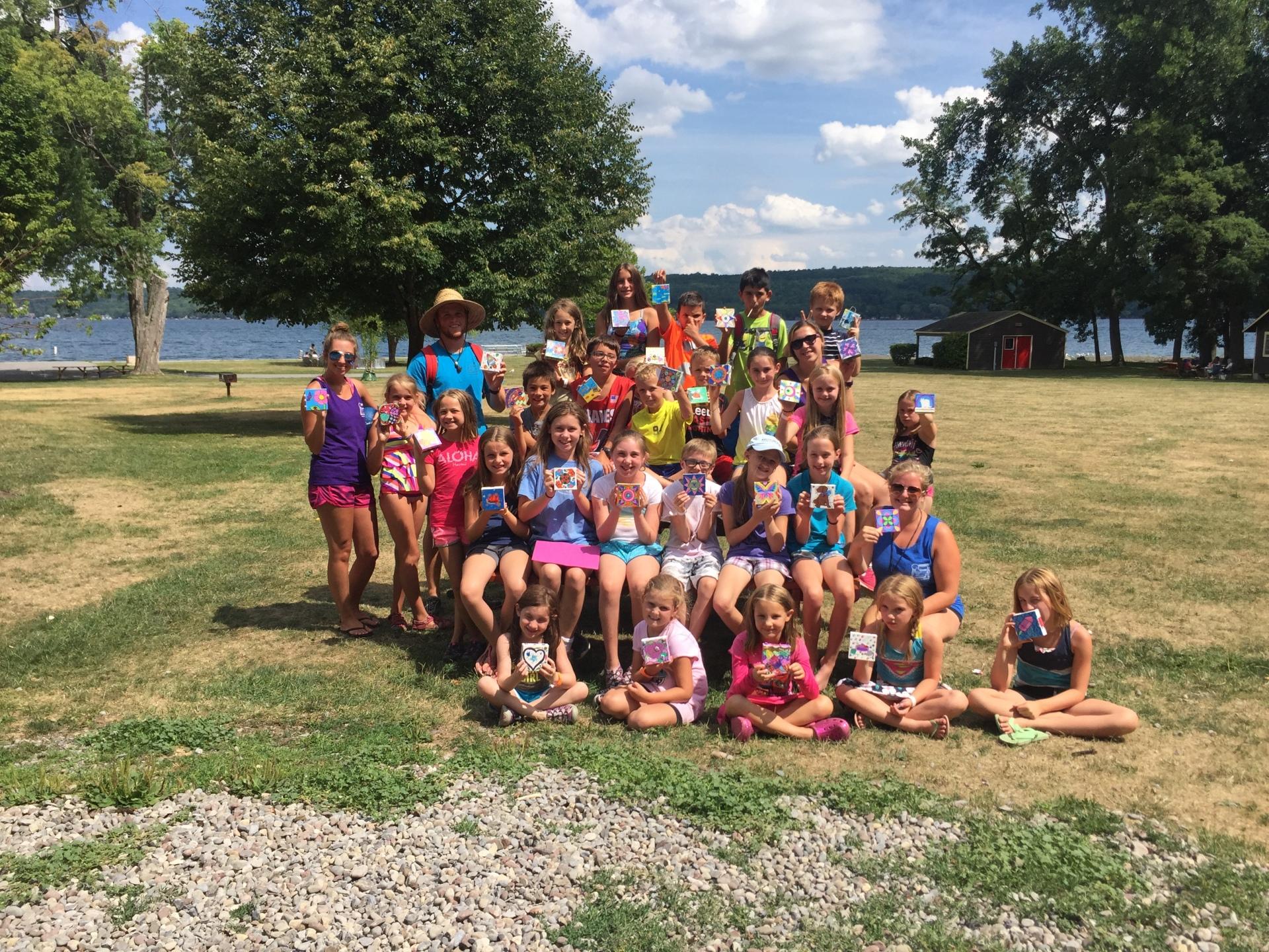 Canandaigua Park & Rec. Kids Summer Camp 2016