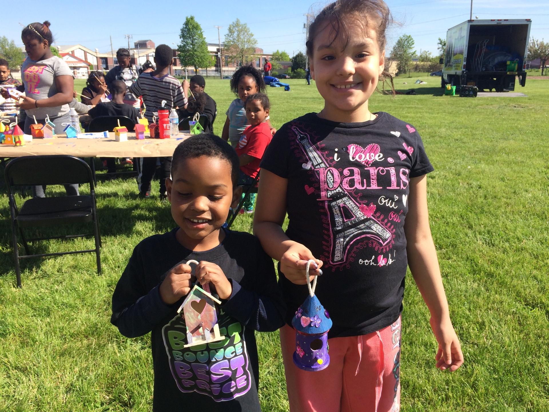 Hustle 2 Health -Kids Art Fun with C.O.C.