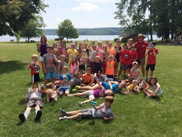 Fun Summer Day Camp Activities