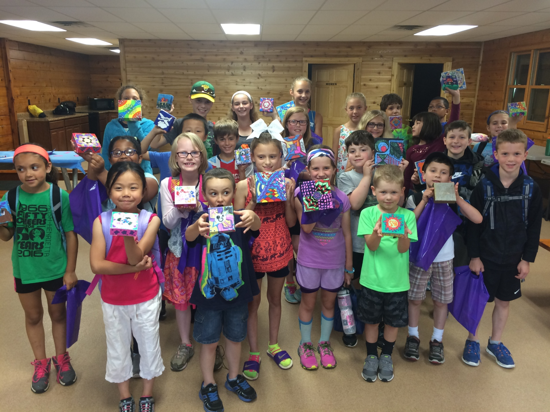 Henrietta Park & Rec Summer Day Camp with C.O.C.