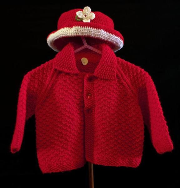 Baby & Childrens' Knitwear & Crocheting