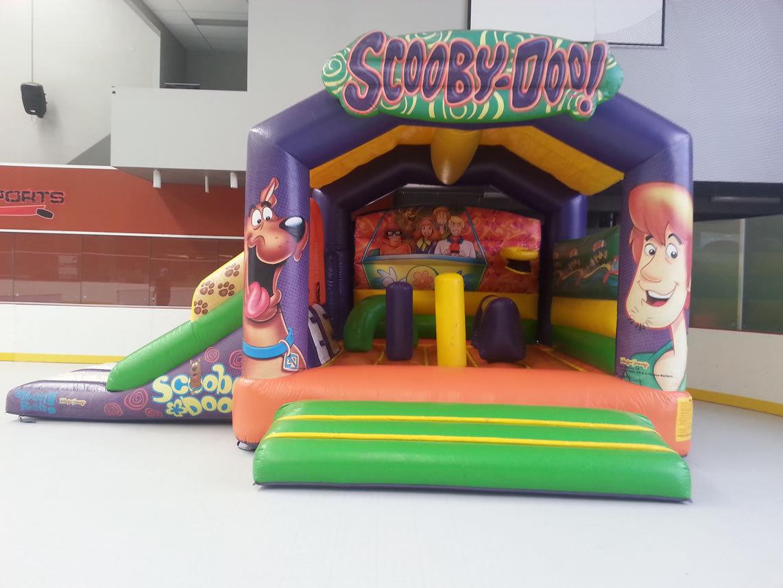 Scooby Doo Interactive Combo