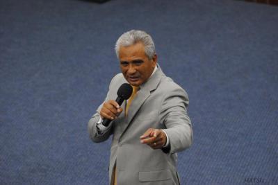 Pr. Josue Souza Monteiro