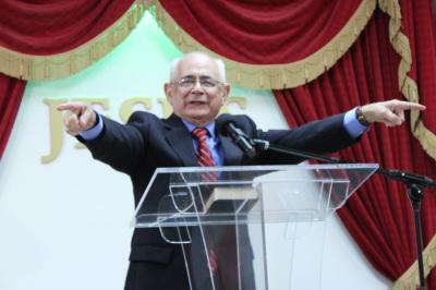 Rev. Eronides Da Silva