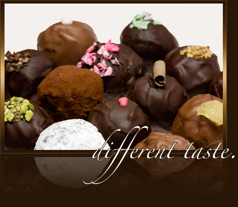 Our Chocolate Truffles