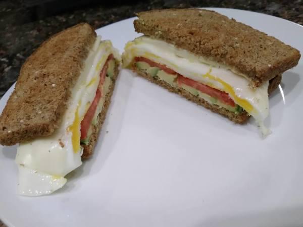 Specialty Egg sandwich