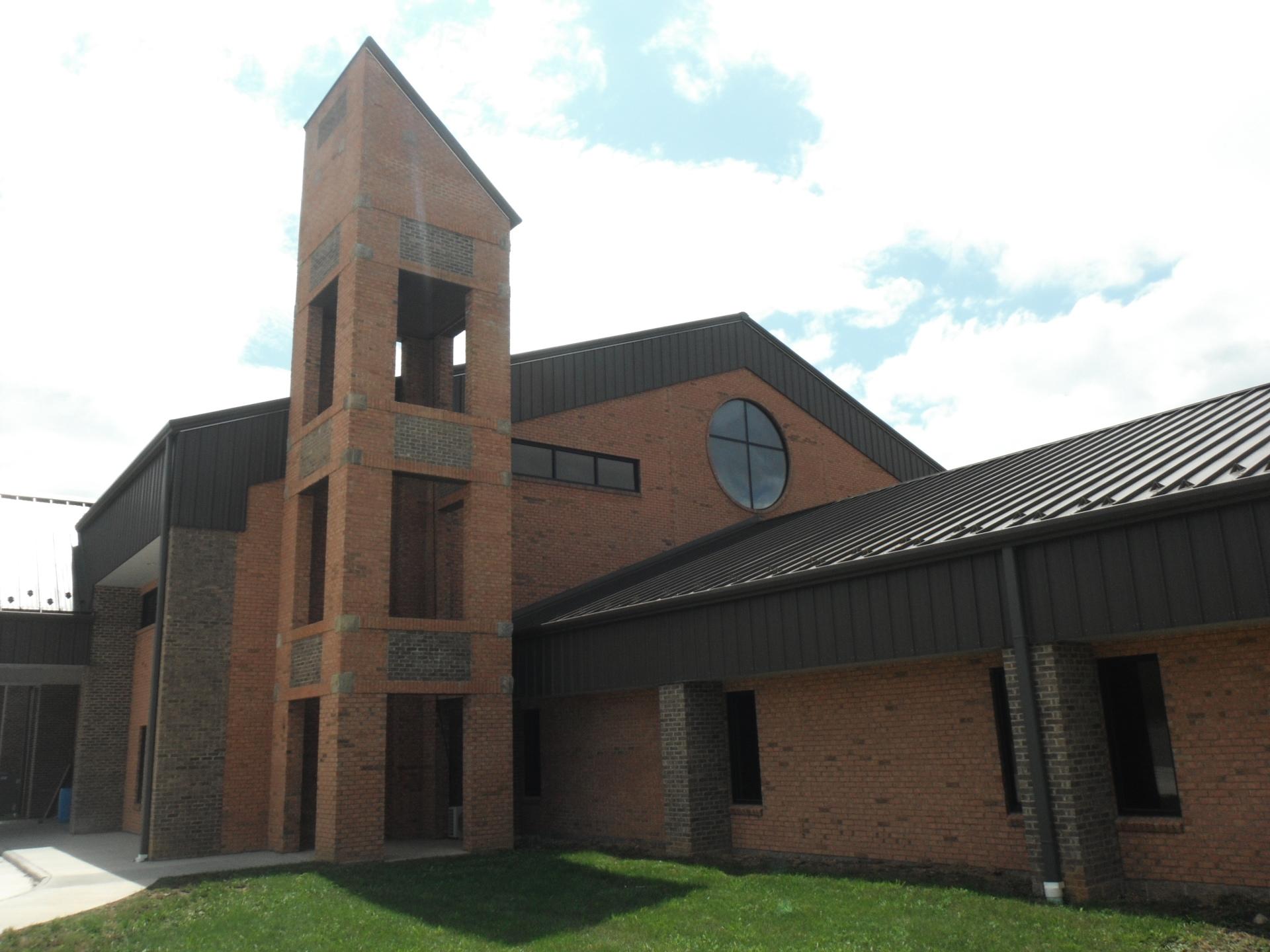God's New House