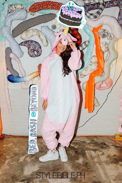 Pink Unicorn!