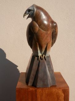 Red Kite, Red Kite sculpture, red kite bronze, wildlife bronze, wildlife sculpture, British wildlife, British bronze, Ama Menec sculpture