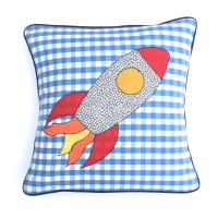 Rocket Cushion Cover