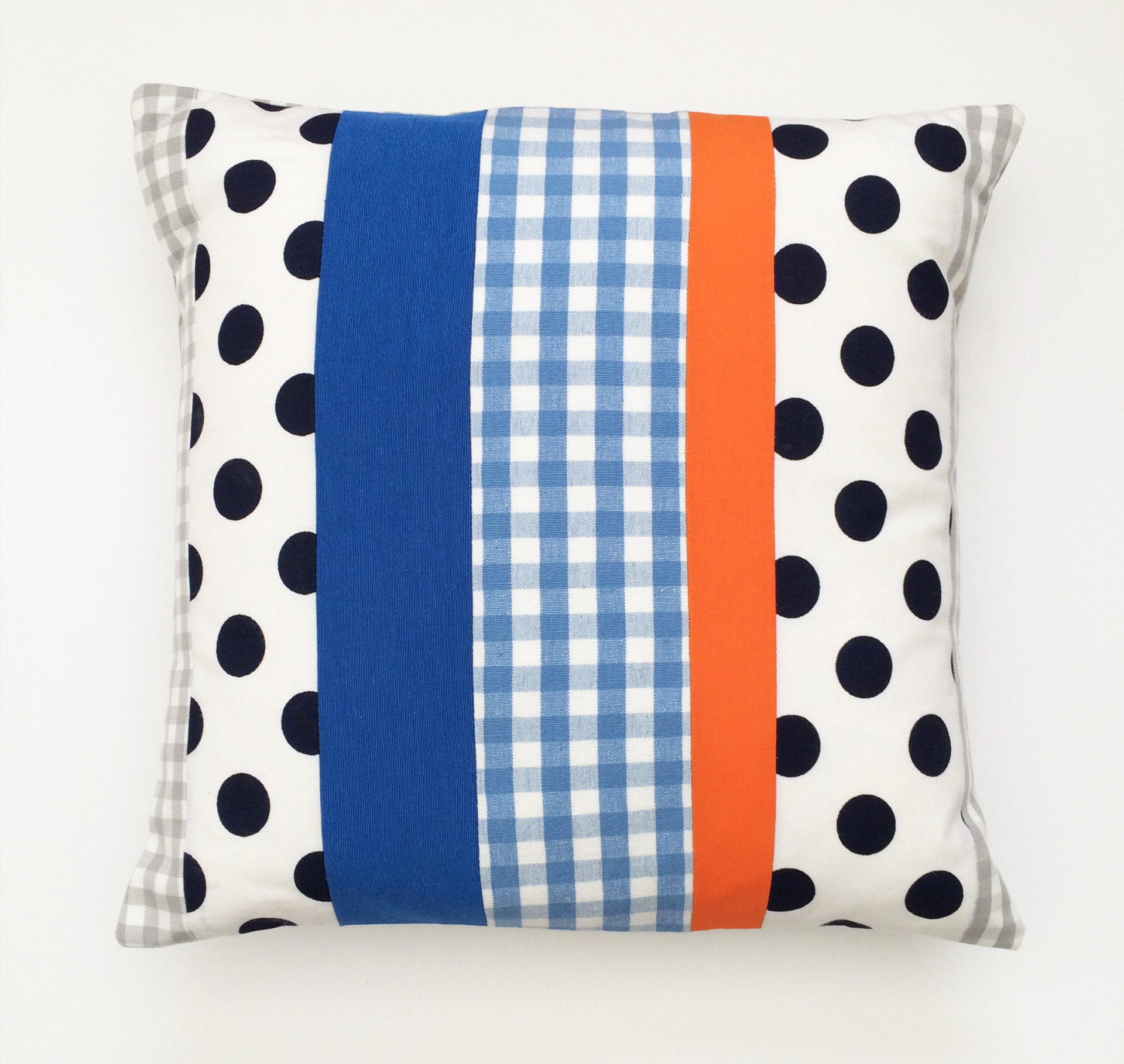 Blue and Orange Stripe - £35