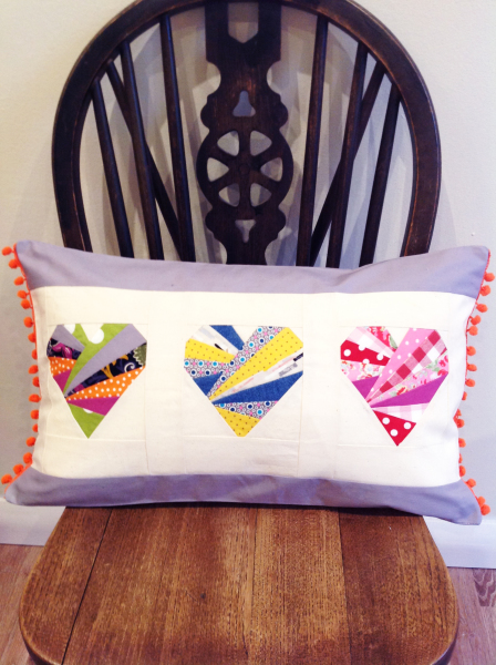 Patchwork Heart - £35