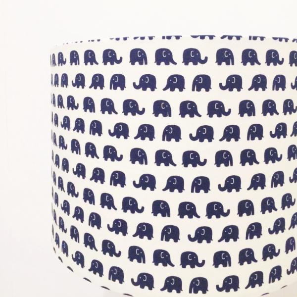 Navy Elephant - £30
