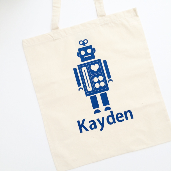 Personalised Robot - £8
