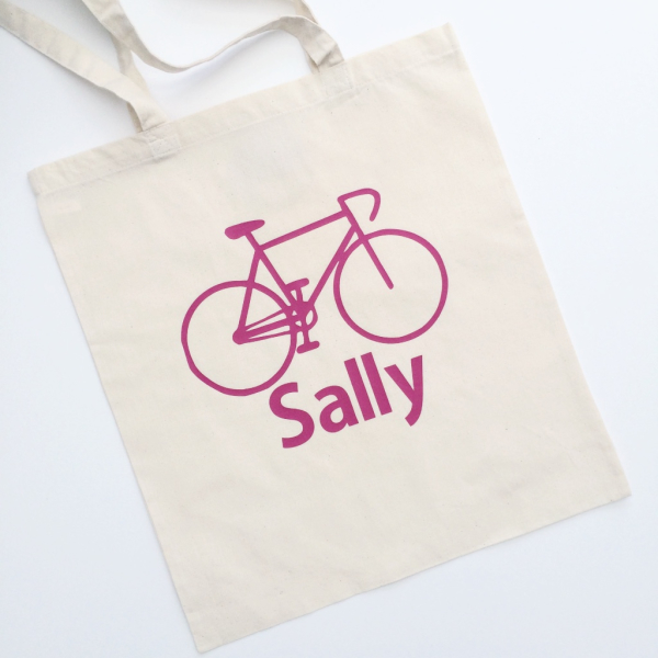 Personalised Bicycle - £8