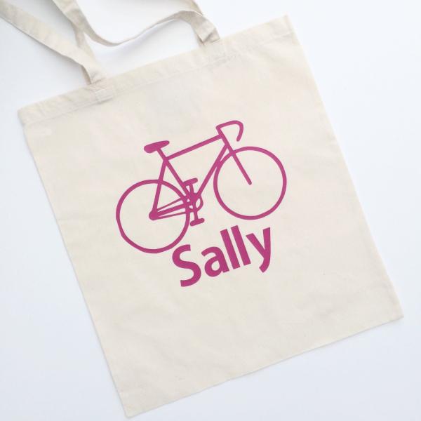 Personalised Bicycle - £8