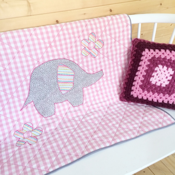 Elephant Blanket - £60