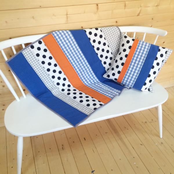 Striped Blanket - £60