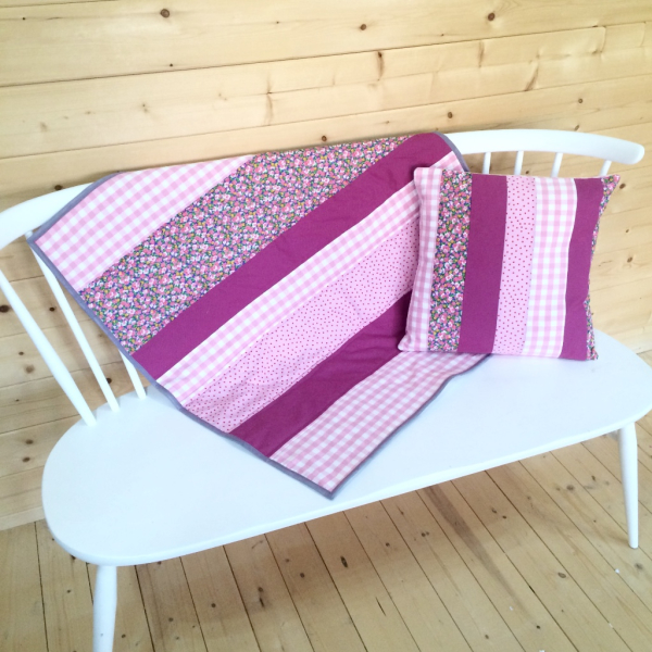 Striped Blanket - £60