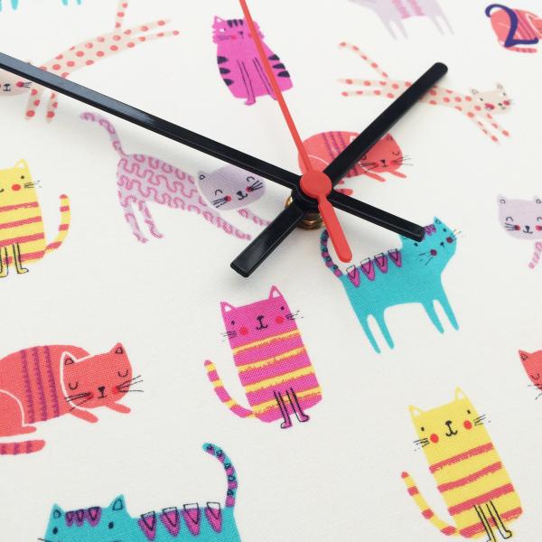 Cat Clock - £20