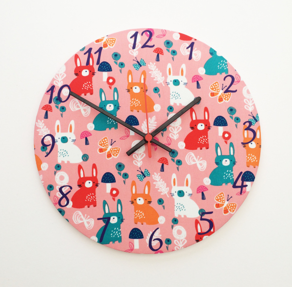 Rabbit Clock - £20