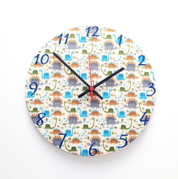 Dinosaur Clock - £20