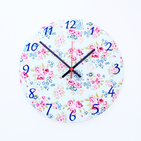 Floral Clock - £20