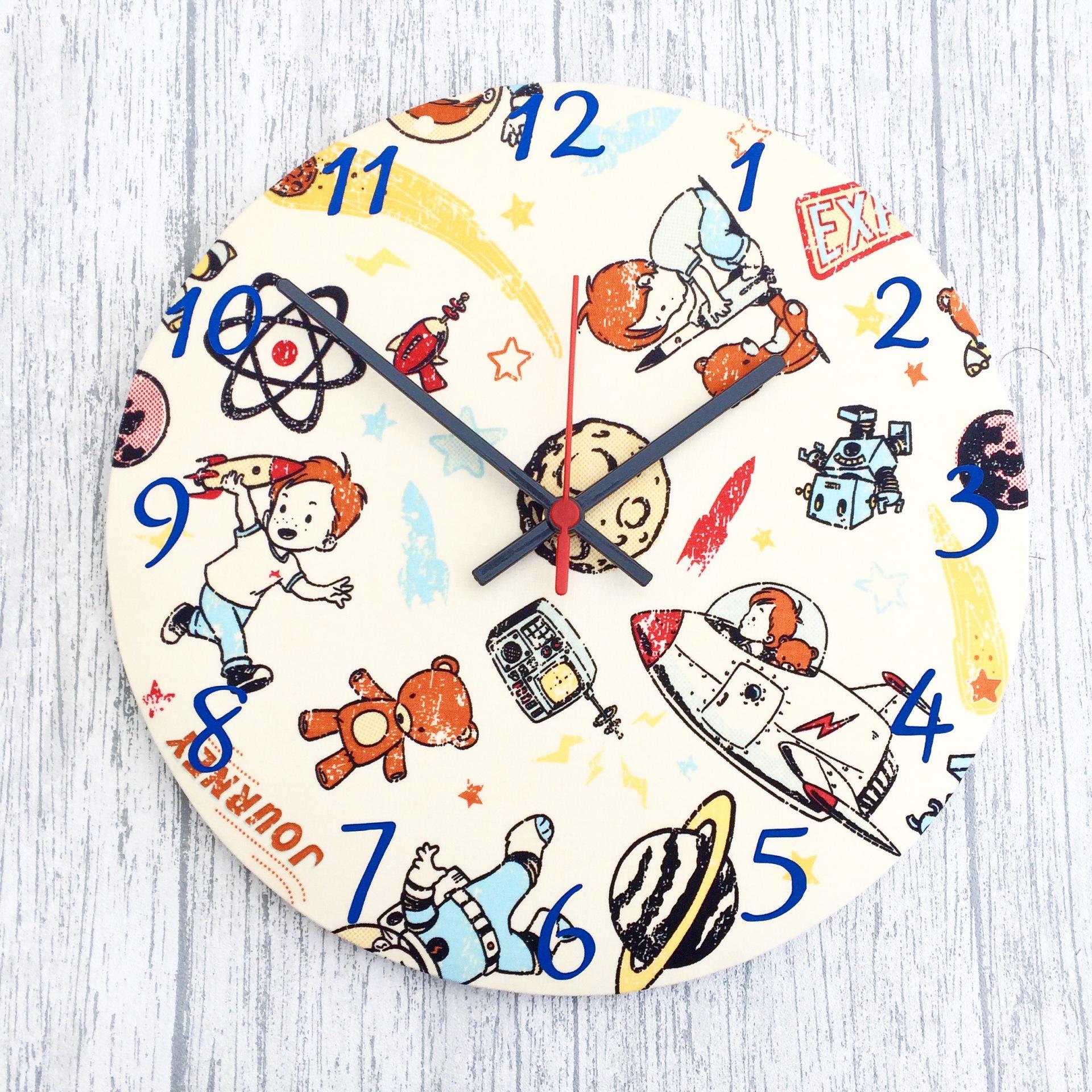 Custom - Science Clock