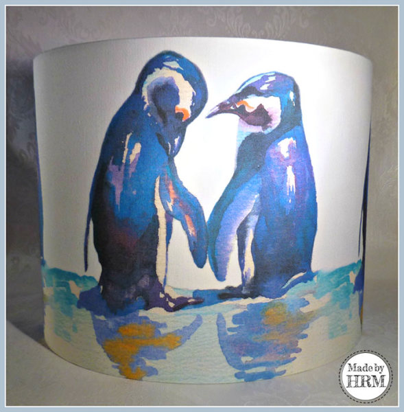 Penguin Lampshade