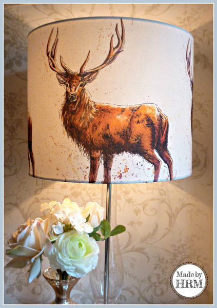 Salvador Stag Lampshade