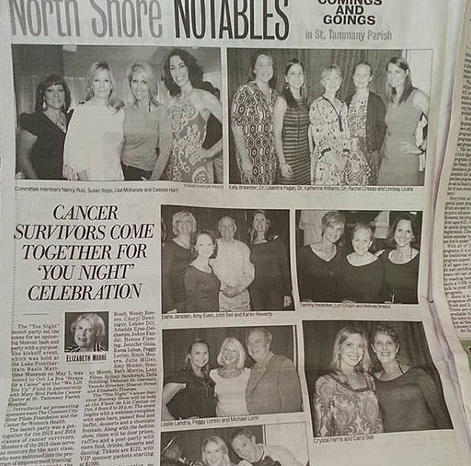 """Northshore Notables"" Times Picayune"