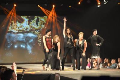 You Night alums are featured in the opening segment of the Runway Show and Celebration