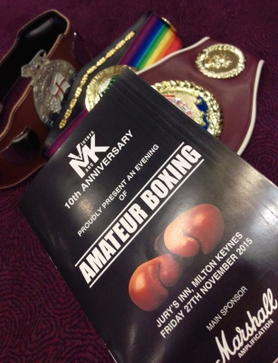 MK Victors - Amateur Boxing In Milton Keynes