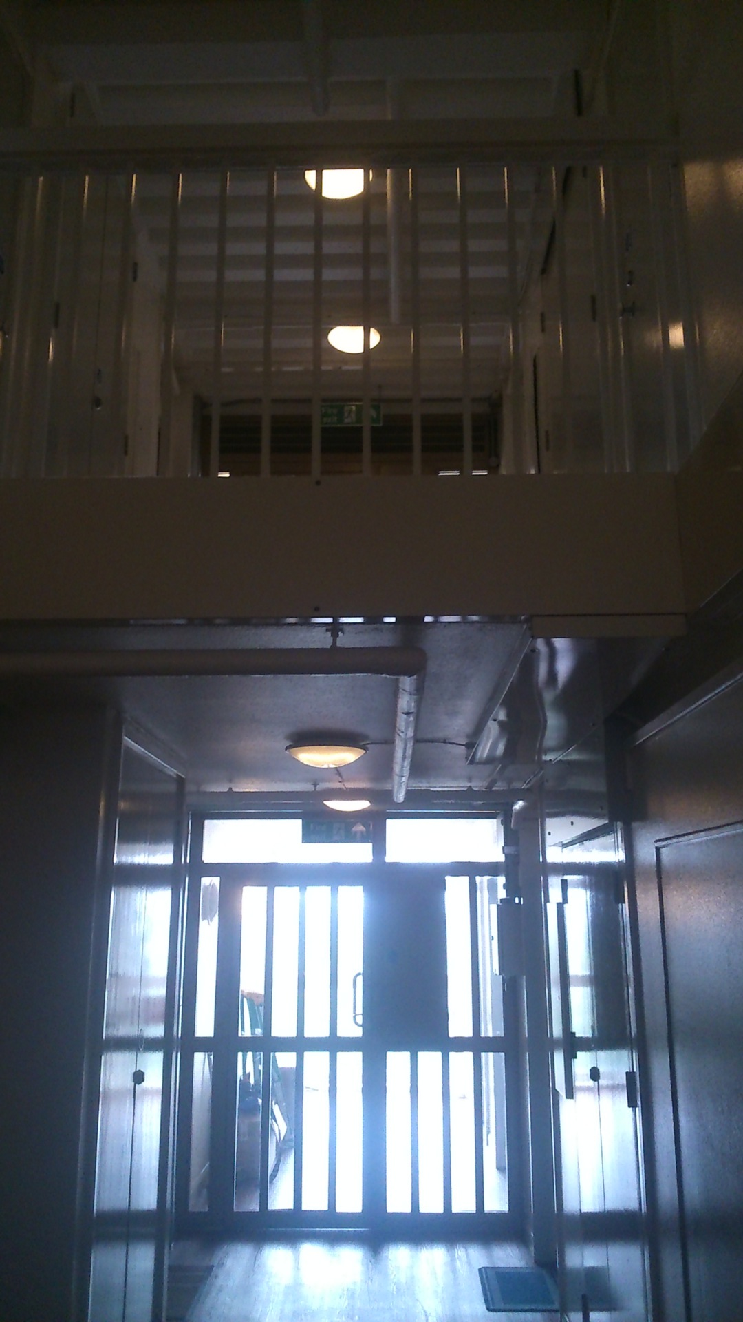 BEFORE - LED Emergency lighting
