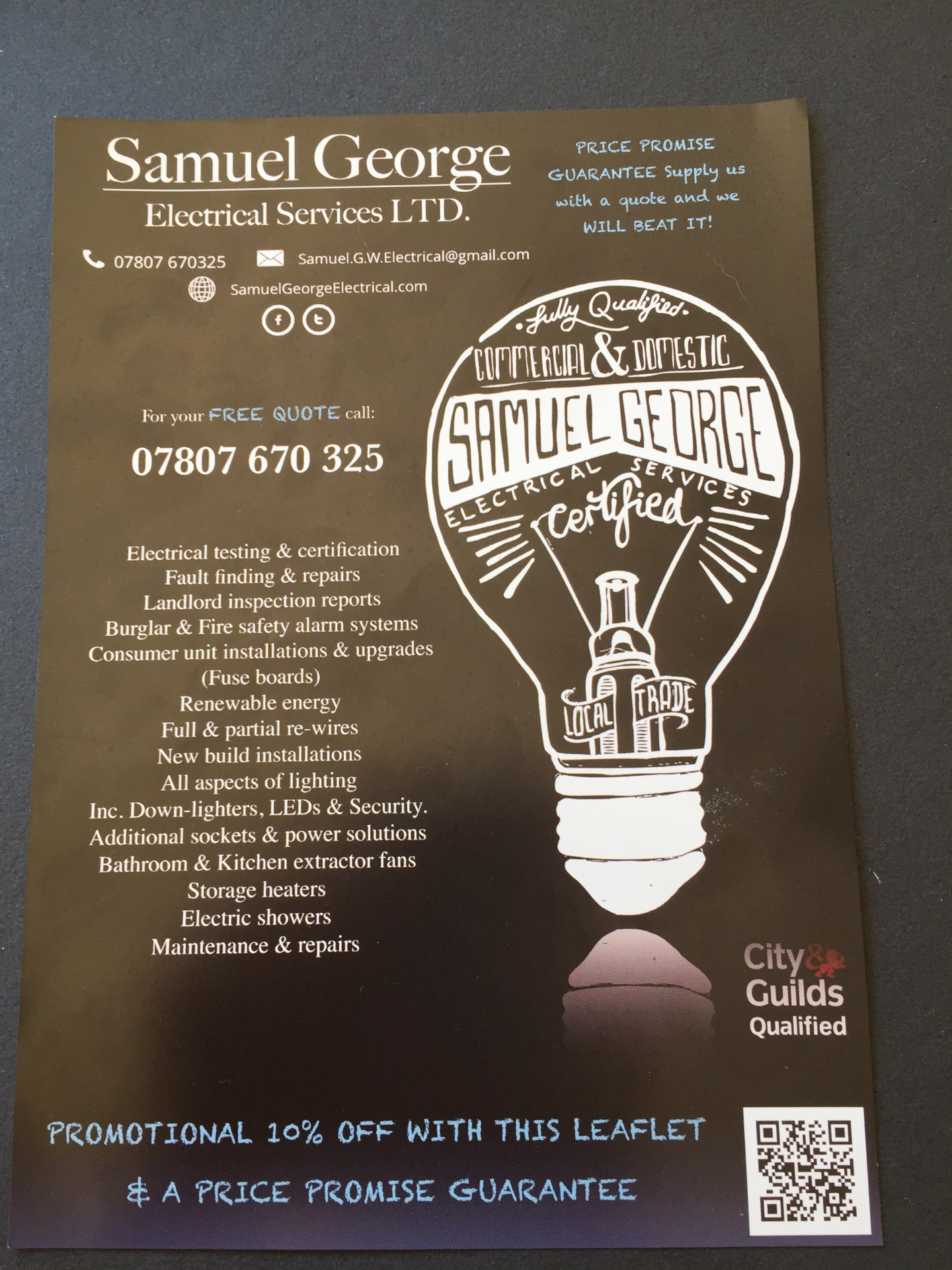 Our Leaflets