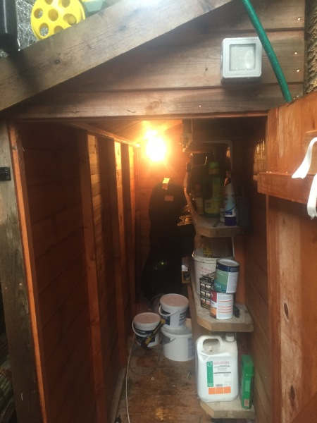 Shed Lighting