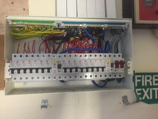 Domestic Consumer Unit