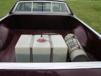 Bill James 588 1972 El Camino racing fuel and Nos
