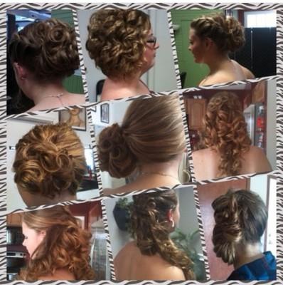 Jenise Carl, Hair salon