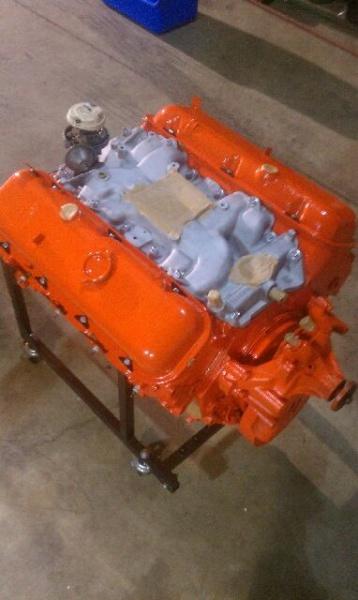 1970 CRV code 454/450